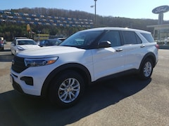 2020 Ford Explorer Base Power Seat, Blue Tooth, Trailer Tow, SUV