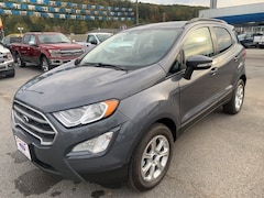 2019 Ford EcoSport SE Navigation, Aluminum Wheels, Blue Tooth SUV