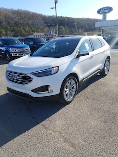 2020 Ford Edge Titanium All Wheel Drive, Pano Roof, Navigation, H SUV