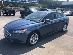 2018 Ford Fusion SE  Tech/Sync 3 package, Power Moon Roof, Rear Cam Sedan