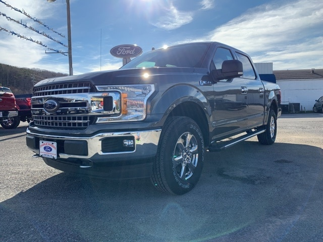 2019 Ford F-150 XLT CREW CAB, 4WD, ECOBOOST Truck SuperCrew Cab