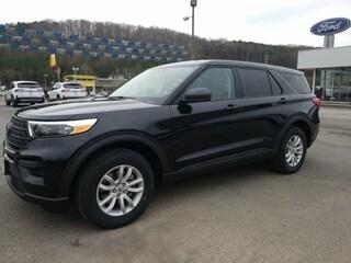 2020 Ford Explorer 4WD, Trailer Tow Pkg, 18 Aluminum Wheels SUV