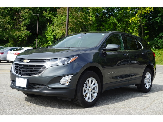 Used 2019 Chevrolet Equinox LT w/1LT SUV For Sale Augusta, ME