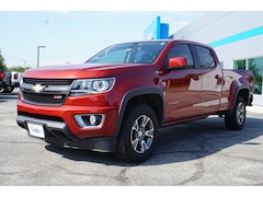 Certified used 2016 Chevrolet Colorado Z71 Truck Crew Cab 1GCPTDE16G1302105 for Sale in Augusta, ME