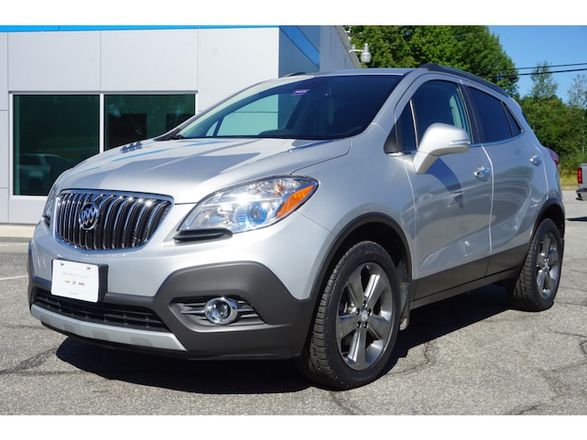 Used 2014 Buick Encore Convenience SUV For Sale Augusta, ME