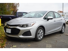Economy Pre-Owned 2019 Chevrolet Cruze LS Hatchback For Sale in Augusta