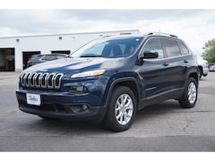 Used 2018 Jeep Cherokee Latitude Plus 4x4 SUV For Sale in Augusta
