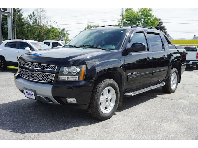 Used 2011 Chevrolet Avalanche LT1 Truck Crew Cab For Sale Augusta, ME