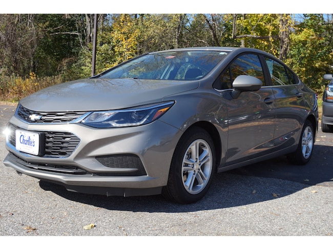 Used 2018 Chevrolet Cruze LT Auto Sedan For Sale Augusta, ME