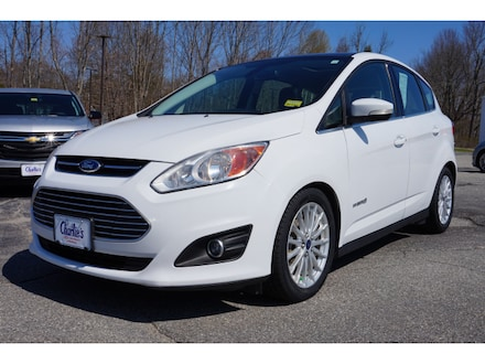 Featured Used 2015 Ford C-MAX Hybrid SEL SEL  Wagon for Sale near Waterville, ME
