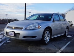2014 Chevrolet Impala Limited LT Sedan 6 speed automatic