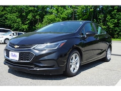 Bargain Used 2016 Chevrolet Cruze LT Auto Sedan For Sale in Augusta