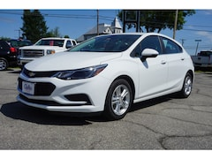 2018 Chevrolet Cruze LT Auto Hatchback 6 speed automatic