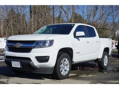 Certified used 2019 Chevrolet Colorado LT Truck Crew Cab 1GCGTCEN3K1107021 for Sale in Augusta, ME