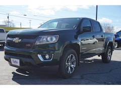 Certified used 2016 Chevrolet Colorado Z71 Truck Crew Cab 1GCGTDE39G1216322 for Sale in Augusta, ME