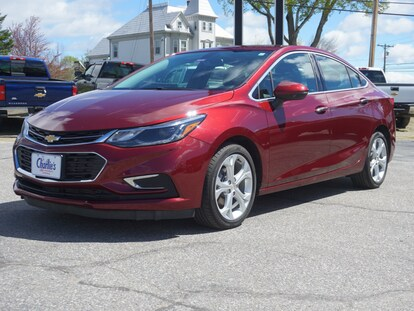Used 2016 Chevrolet Cruze For Sale In Augusta Near Waterville Vin 1g1bg5sm8g7268564
