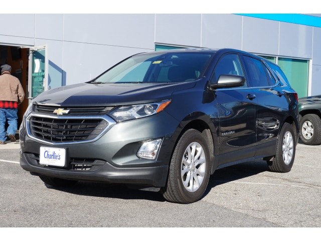 Used 2020 Chevrolet Equinox Lt For Sale Augusta Me