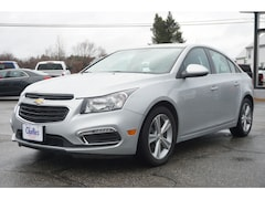 2015 Chevrolet Cruze 2LT Auto Sedan 6 speed automatic