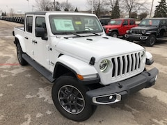 New 2020 Jeep Gladiator OVERLAND 4X4 Crew Cab Maumee Ohio