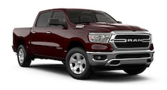 New 2019 Ram 1500 BIG HORN / LONE STAR CREW CAB 4X4 5'7 BOX Crew Cab Maumee Ohio