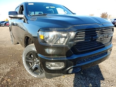 New 2020 Ram 1500 BIG HORN CREW CAB 4X4 5'7 BOX Crew Cab Maumee Ohio