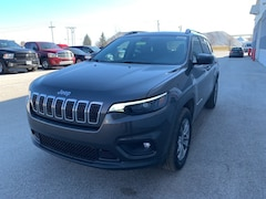 New 2019 Jeep Cherokee LATITUDE PLUS 4X4 Sport Utility Maumee Ohio