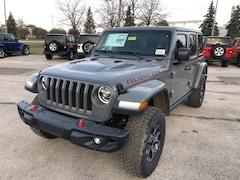 New 2019 Jeep Wrangler UNLIMITED RUBICON 4X4 Sport Utility Maumee Ohio
