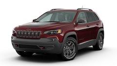 New 2020 Jeep Cherokee TRAILHAWK 4X4 Sport Utility Maumee Ohio