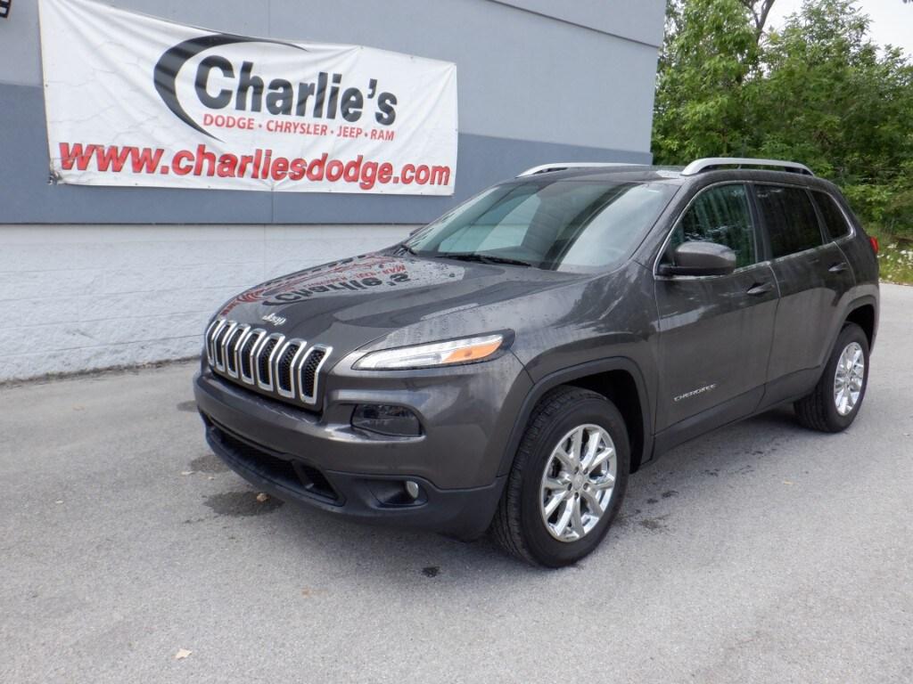 Used 2016 Jeep Cherokee Maumee, Toledo | 1C4PJMCS6GW294706