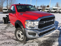 2019 Ram 5500 Chassis Cab 5500 TRADESMAN CHASSIS REGULAR CAB 4X4 168.5 WB Regular Cab Near Toledo Ohio