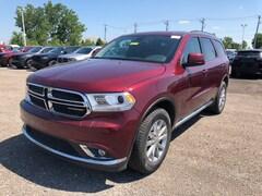 New 2018 Dodge Durango SXT PLUS AWD Sport Utility Maumee Ohio