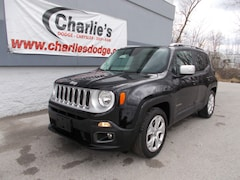 Certified Used  2015 Jeep Renegade Limited FWD SUV Near Toledo Ohio