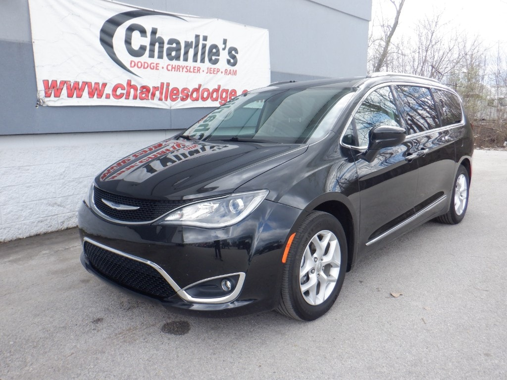 Used Chrysler Pacifica Maumee Oh