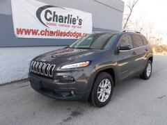 Certified Used  2016 Jeep Cherokee Latitude 4x4 SUV Near Toledo Ohio