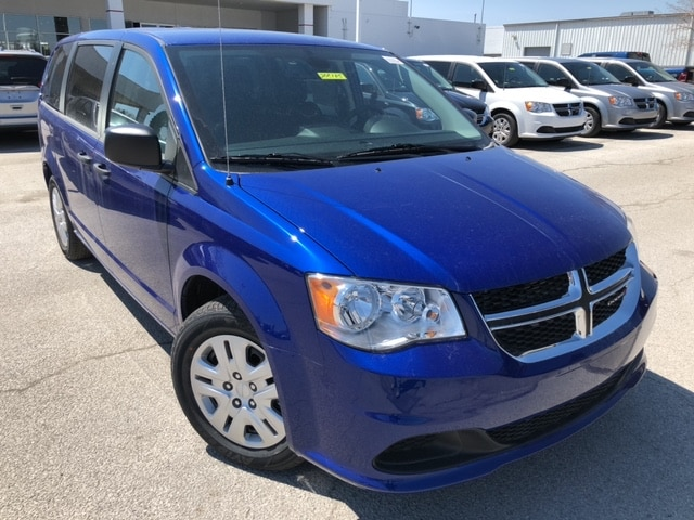 2020 Dodge Grand Caravan Passenger Van