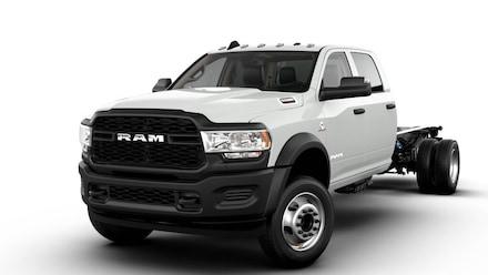 2021 Ram 5500 Chassis Cab 5500 TRADESMAN CHASSIS CREW CAB 4X2 84 CA Crew Cab