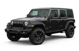 2020 Jeep Wrangler UNLIMITED WILLYS 4X4 Sport Utility