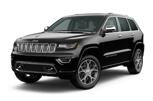 2020 Jeep Grand Cherokee OVERLAND 4X4 Sport Utility