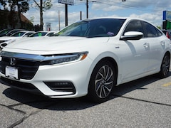 2019 Honda Insight Touring Sedan continuously variable automatic