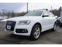 Used 2017 Audi Q5 2.0T Premium SUV H9869A for Sale in Augusta, ME