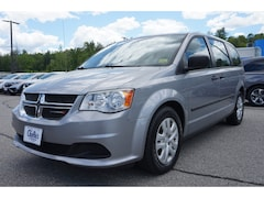 2013 Dodge Grand Caravan SE Van multi-speed automatic