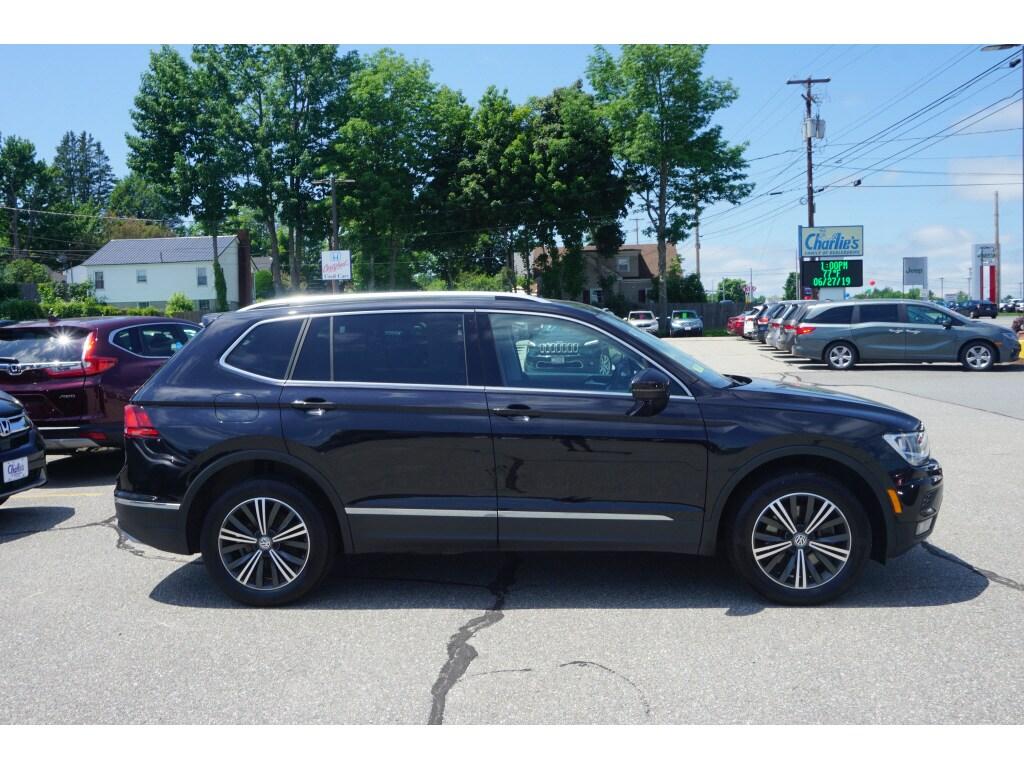 Used 2018 Volkswagen Tiguan For Sale in Augusta near Waterville | VIN:  3VV2B7AX0JM134708