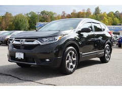 2018 Honda CR-V EX AWD SUV continuously variable automatic