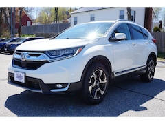 2017 Honda CR-V Touring AWD SUV continuously variable automatic