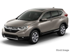 2018 Honda CR-V EX-L SUV continuously variable automatic