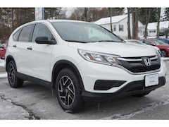 2016 Honda CR-V SE AWD SUV continuously variable automatic