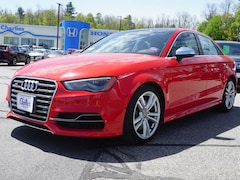 Used 2016 Audi S3 2.0T Premium Plus Sedan H9391A for Sale in Augusta, ME