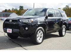Used 2016 Toyota 4Runner SR5 Premium SUV For Sale in Augusta
