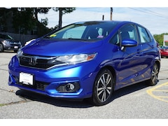 2018 Honda Fit EX Hatchback continuously variable automatic