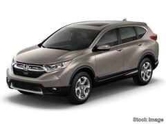 2017 Honda CR-V EX AWD SUV continuously variable automatic